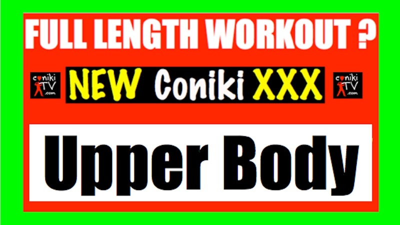 Conikixxx full length upper body thumb