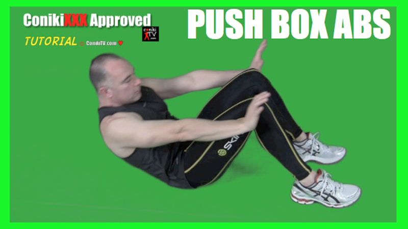 Push box abs thumb conikixxx