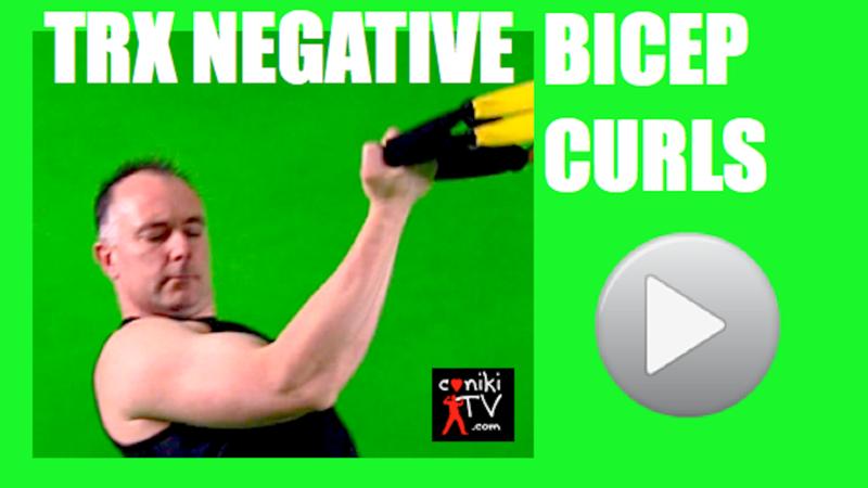 Trx negative bicep curls conikixxx thumb