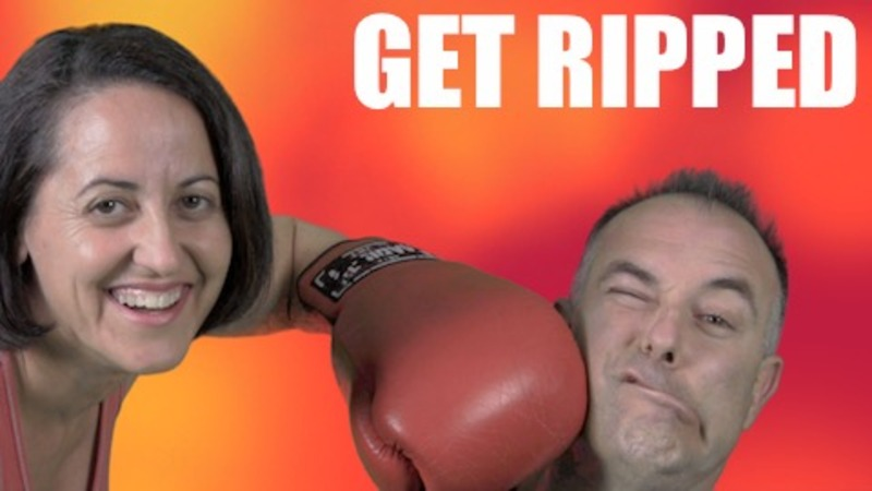Get ripped niki